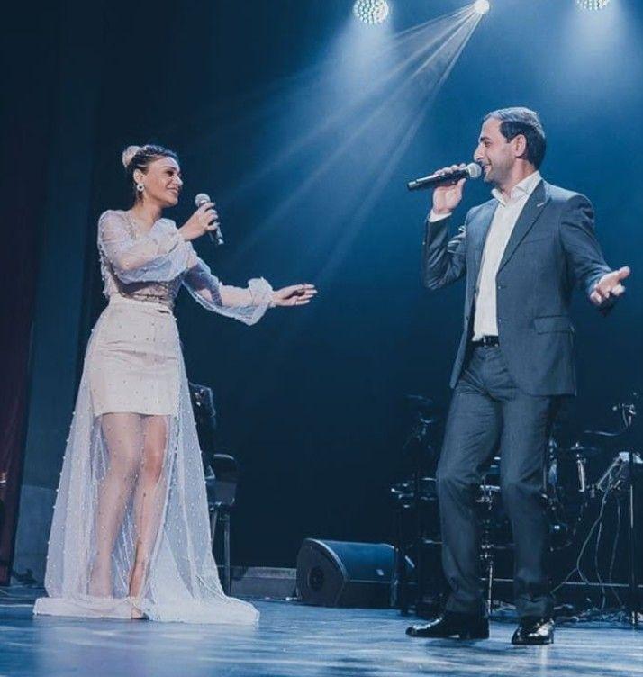Turkan Velizade Ve Perviz Bulbule Concert Fictional Characters Character
