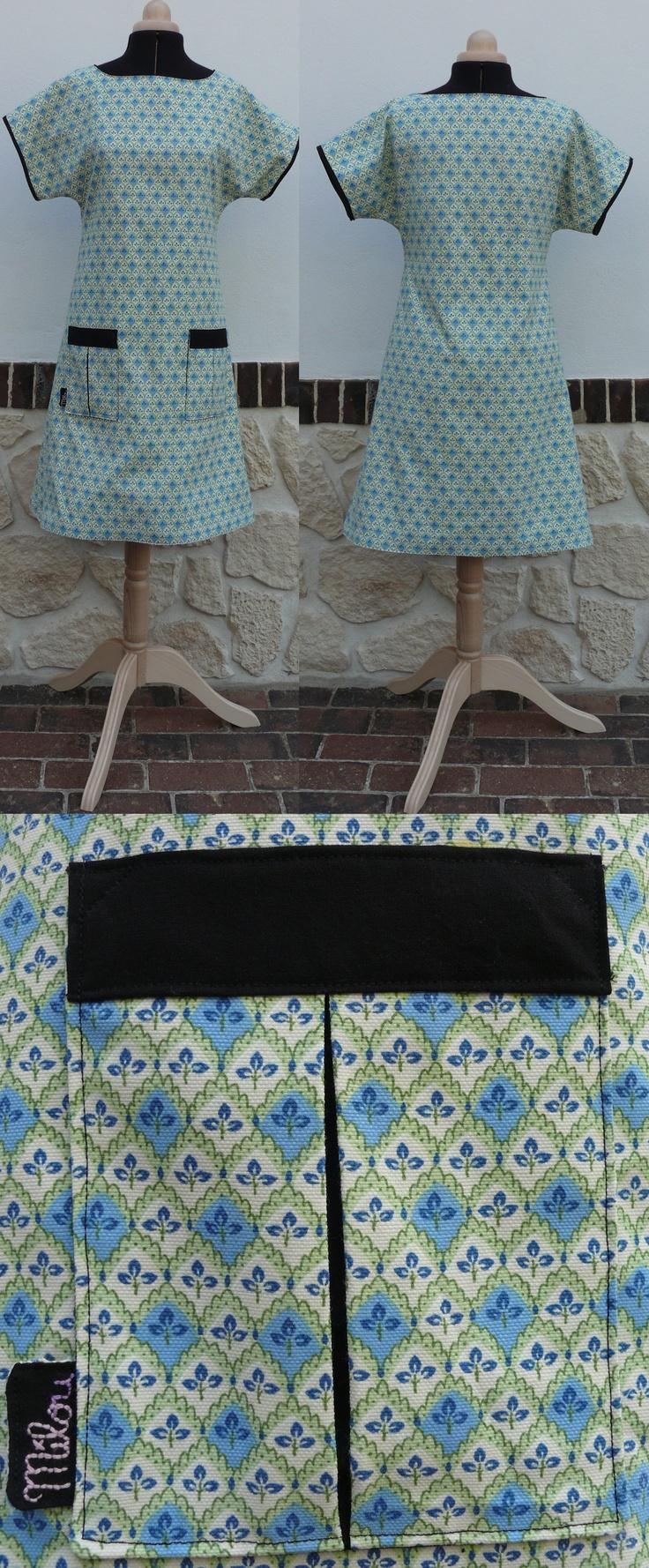 robe col bateau 1er essai couture patron issu de ma petite garde robe de m gg m gg. Black Bedroom Furniture Sets. Home Design Ideas