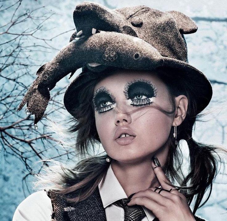 Lindsey Wixson / Топ модель