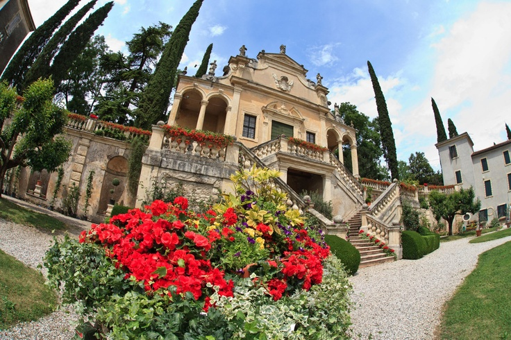 243 Best Gardens Of Italy Images On Pinterest