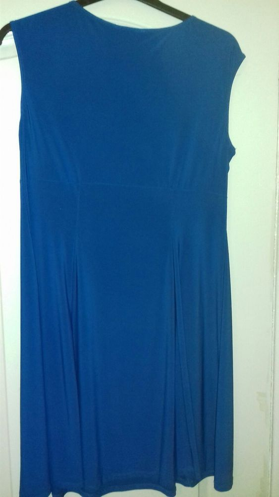520efc284722c Tiana B Ladies Dress Size 18 Colour Blue  fashion  clothing  shoes   accessories  womensclothing  dresses (ebay link)