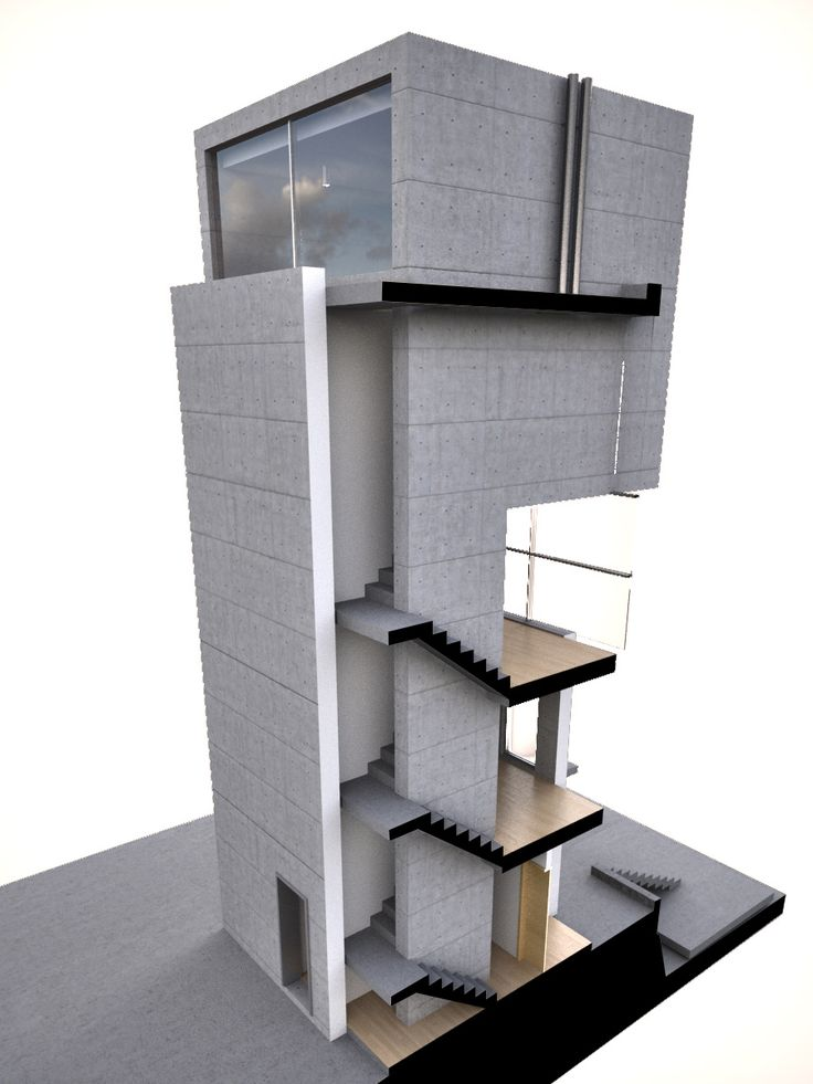 Resultado de imagen de 4x4 tadao ando planos - Maison ribatejo y atelier nuno lacerda lopes ...