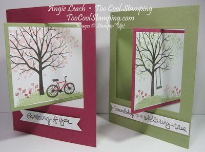 Sheltering Swing Out   air Card Trees Tree Stamping  and  Too shoes max Swings womens Fold Cool Pop Cards