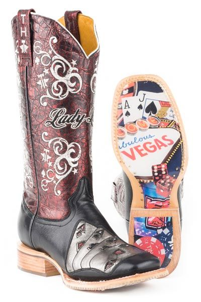 The Tin Haul Boots