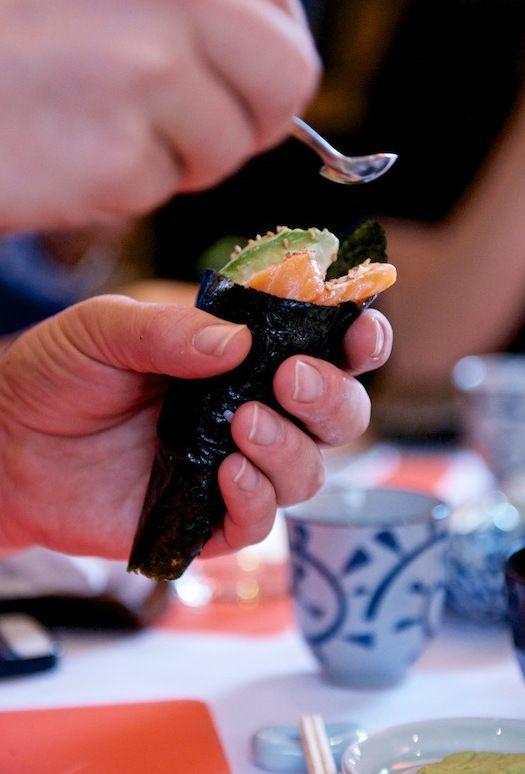 Feestdagen tip: sushi party thuis
