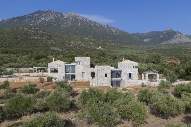 The Architect's Villa was designed by the award-winning Greek architectNikitas Hatzimichalis and completed in 2015. The villa has light steel and transparent glass elements, highlighting the stone volumes and allowing the boundary between inside and outside to melt. The transparency of glass and the industrial character of the metal structures, in dialogue with the massive […]