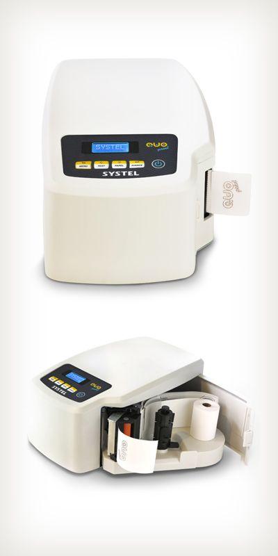 Impresor QUO Print de Systel S.A., distinguido con el Sello de Buen Diseño 2013.
