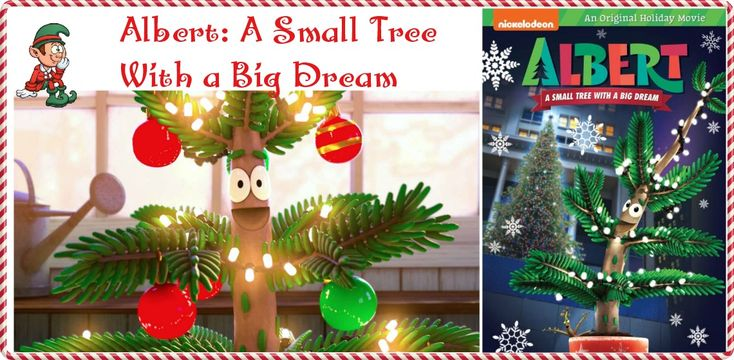 Albert: A Small Tree With a Big Dream DVD 12/2