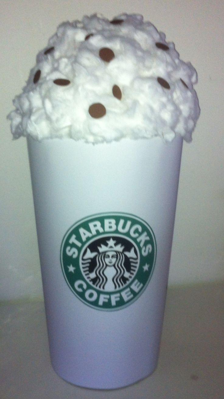 Sinterklaas surprise Starbucks koffie beker