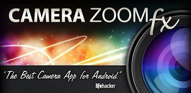 Camera ZOOM FX v5.0.1 APK Free Download APKStall