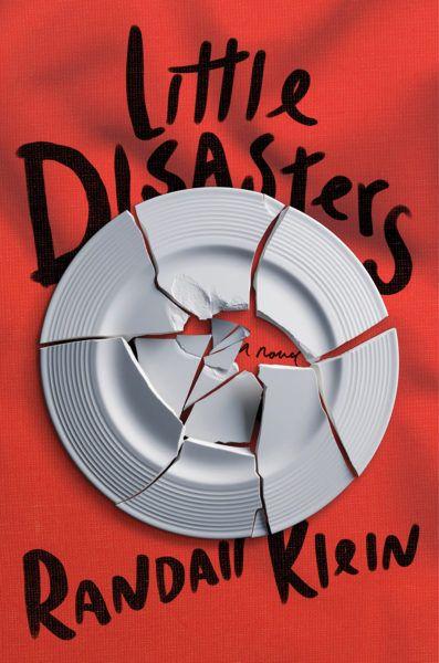 "New Visual Artist Colin Webber's cover design for ""Little Disasters""  #bookdesign #coverdesign"