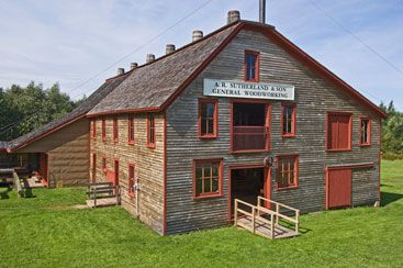 Visit the Sutherland Steam Mill with Everyday Explorers-Canada.  Discover how a family mill in Nova Scotia made just about everything--including bathtubs.  Check out SchoolhouseTeachers.com at http://schoolhouseteachers.com/dap/a/?a=958
