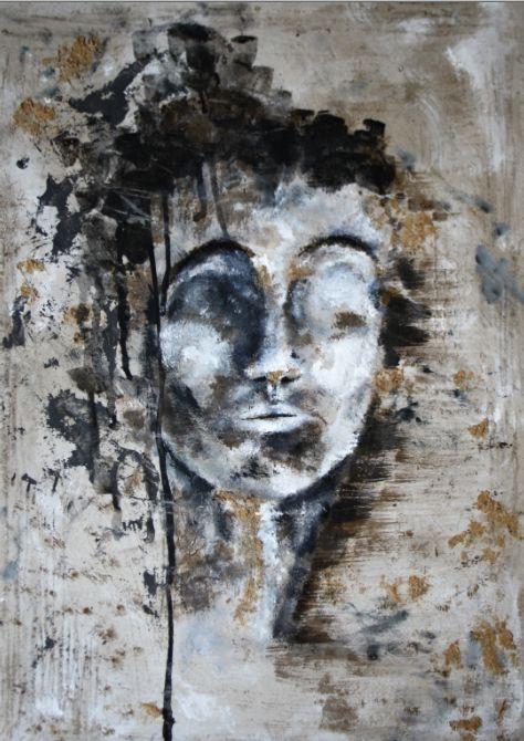 self-representation by Jessica Costa, via Behance