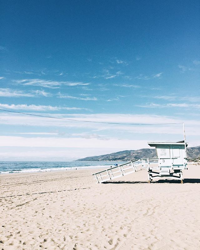 Zuma Beach, CA.- if you want a beach less crowded than Santa Minica or Huntington, travel North on Highway 1  Know someone looking to hire top tech talent? Email me at carlos@recruitingforgood.com