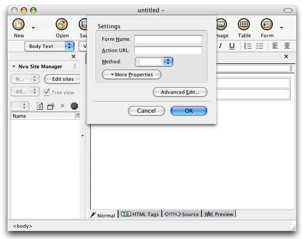 Top Alternatives to Adobe Dreamweaver CC for Mac