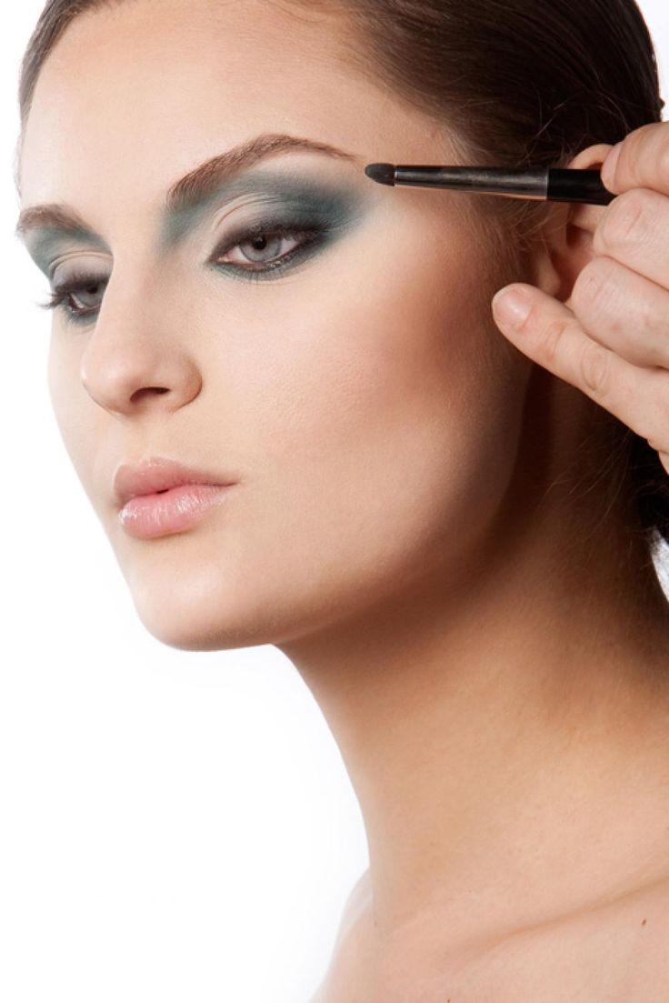 immagini make-up realizzate da stefania d'alessandro green make-up