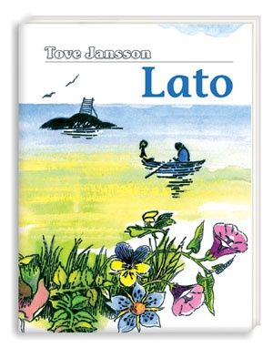 Okładka książki Lato