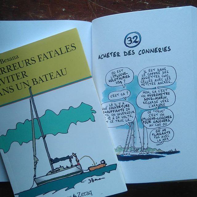 52 erreurs fatales... En fraçais! #voiles #libridimare #nautisme