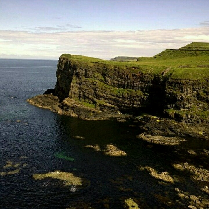 North Coast scenery, Northern Ireland