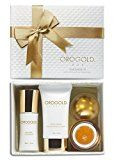 Skin Care Set - OROGOLD 24K Package 2 - Contains 24K Milk Cleanser, 24K Deep Peeling, 24K Body Cream - Best Holiday Gift - https://www.avon.com/?repid=16581277 Shop Avon & Save  A perfect introduction to Orogold, the OROGOLD 24K Package 2 lets you take a sneak peak into three of its most popular products, the 24K Milk Cleanser, 24K Deep Peeling and 24K Body Cream. This luxuriously created box isn't just the perfect accompaniment on the road, it also marks the begin