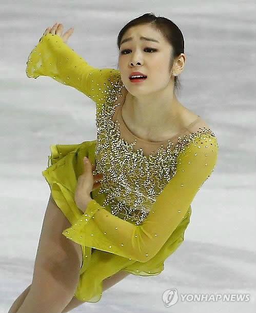 (1) 김연아