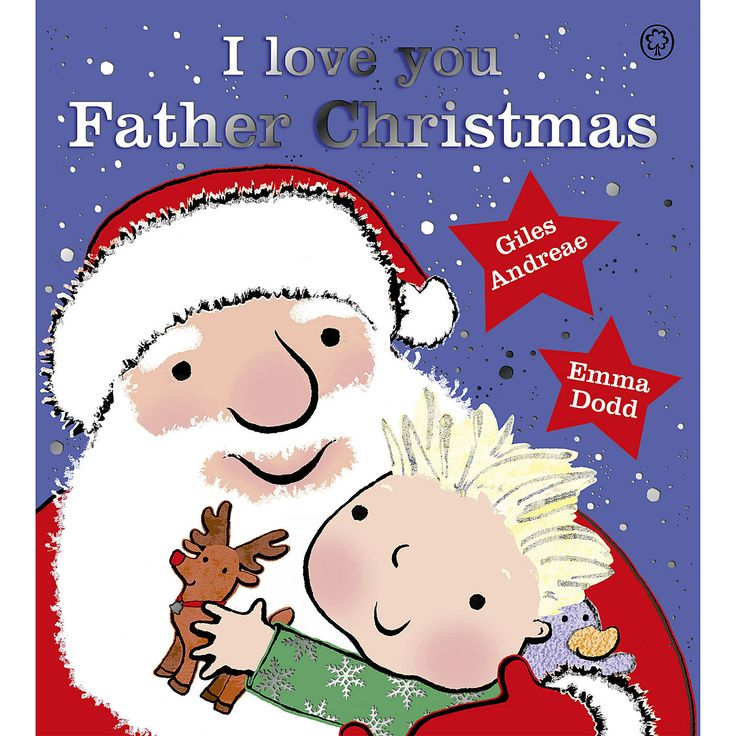 A very sweet picture book about a little boy who loves Father Christmas!