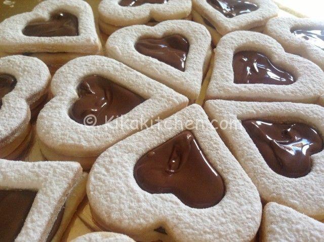 Biscotti San Valentino | Kikakitchen