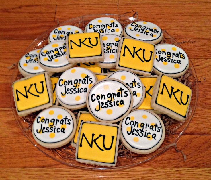 Hello Cupcake!: Northern Kentucky University Cookies