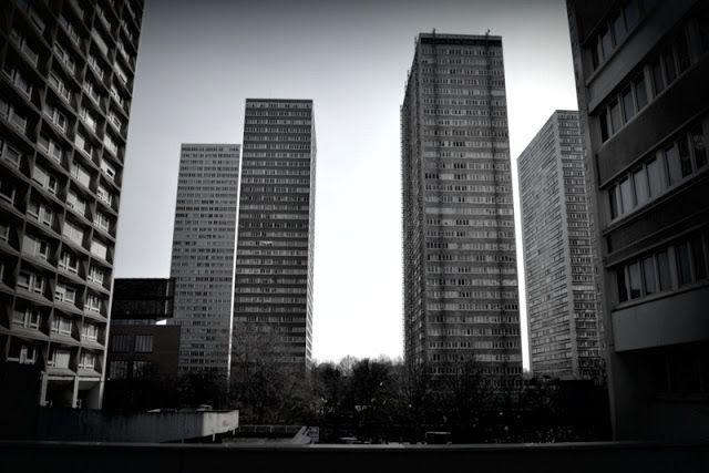 Les 272 meilleures images propos de immeubles grands for Architecture annees 60