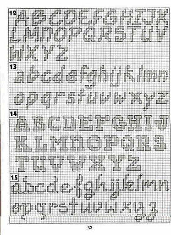 Letras ༺✿ƬⱤღ  https://www.pinterest.com/teretegui/✿༻