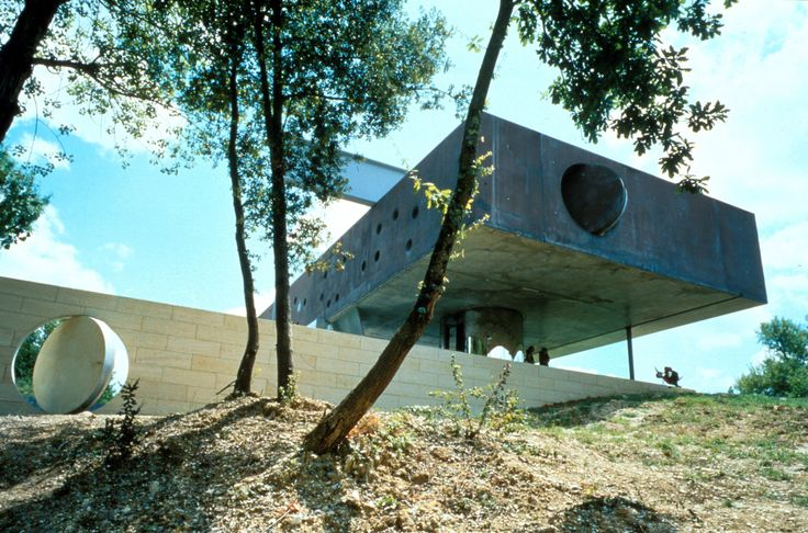Built by OMA in Bordeaux, France with date 1998. Images by Hans Werlemann, courtesy OMA. With the ability to make even the simplest and straightforward programs spatially dynamic and in a constant state of ...
