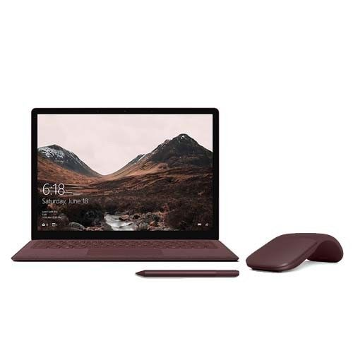 Processor Type Core i5. Product Name Microsoft Surface Laptop with Surface Pen and Surface Mouse. Manufacturer Microsoft. Power cord. Surface Arc Touch Bluetooth Mouse. 2 x AAA Batteries. Surface Pen. | eBay!