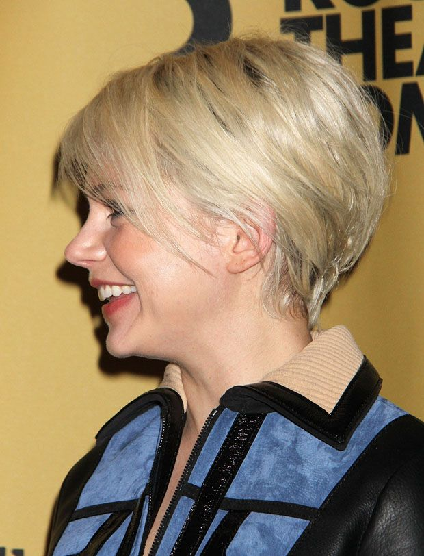 Michelle Williams - 'Cabaret' Broadway Opening Night After Party ...