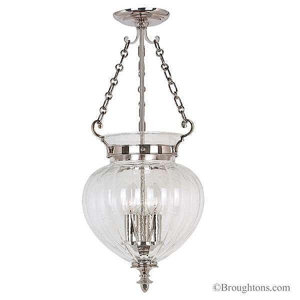 Finsbury Small Lantern Nickel