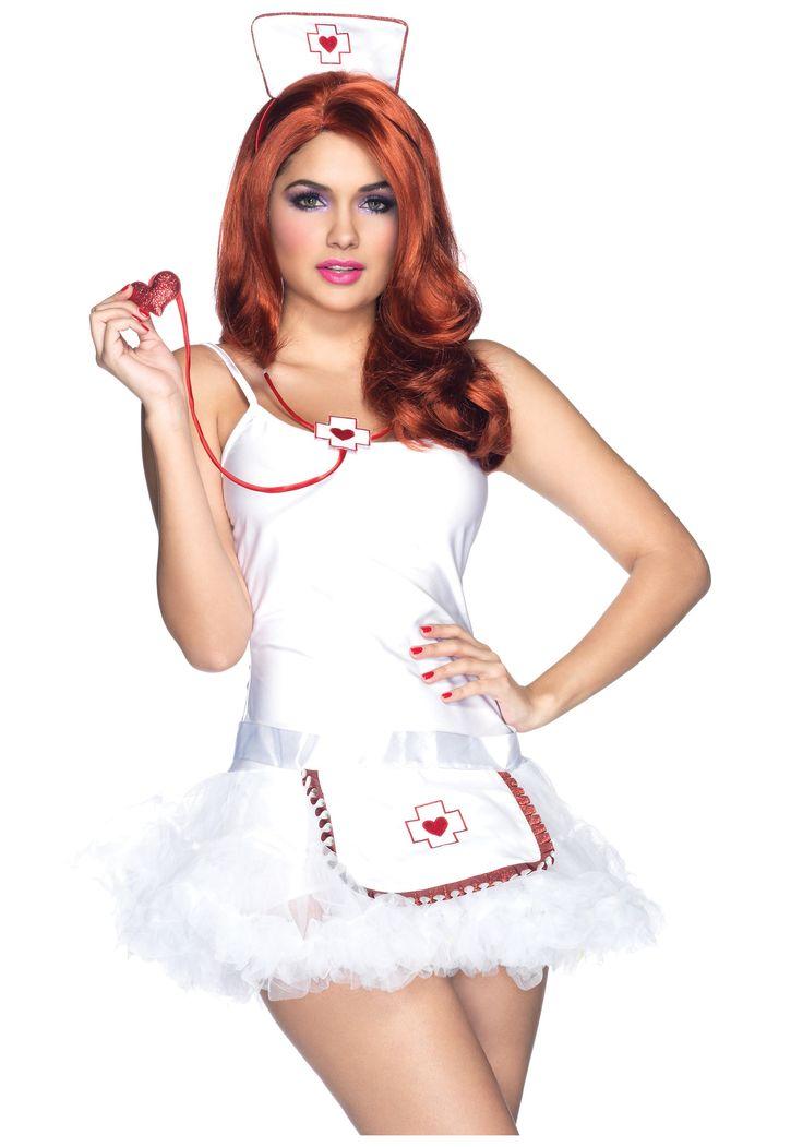 Sexy Brunette Nurse 112