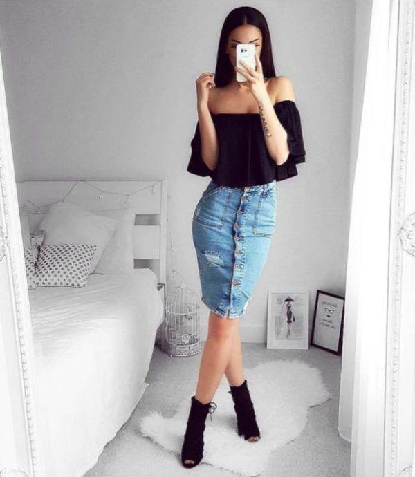 Outfits que harán que te enamores cada vez que te mires al espejo