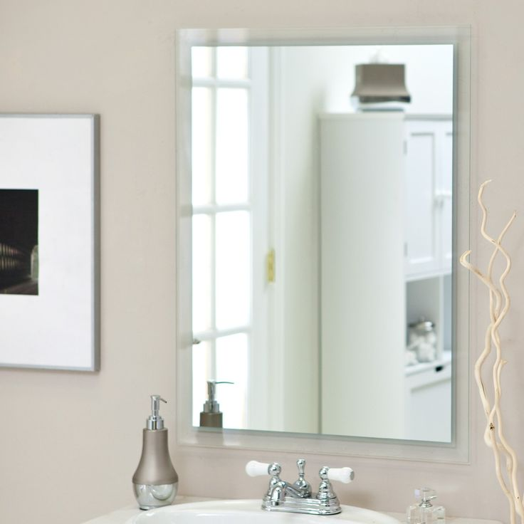 Have To Have It Frameless South Park Wall Mirror 23 5w X 31 5h In