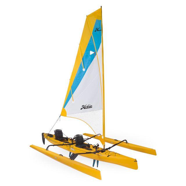 Vila-Sailing.fr - Location de matériel. Hobie, kayak