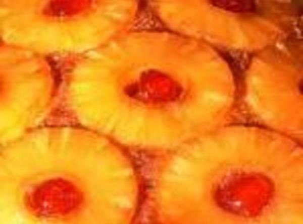 Norma's Pineapple Upside-down Cake Recipe