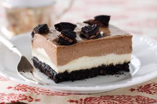 Double-Decker OREO Cheesecake Recipe
