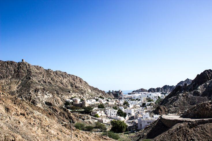 Reisebloggerin Yvonne Zagermann von JustTravelous besuchte 2013 Maskat und zeigt in ihrem Blog beeindruckende Bilder von der Hauptstadt.