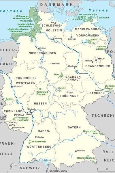 25 Karten, die dir genau erklären, wie Deutschland funktioniert – Kathrin Martens