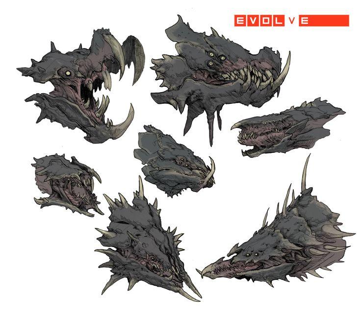 ArtStation - Gorgon Concepts, Stephen Oakley