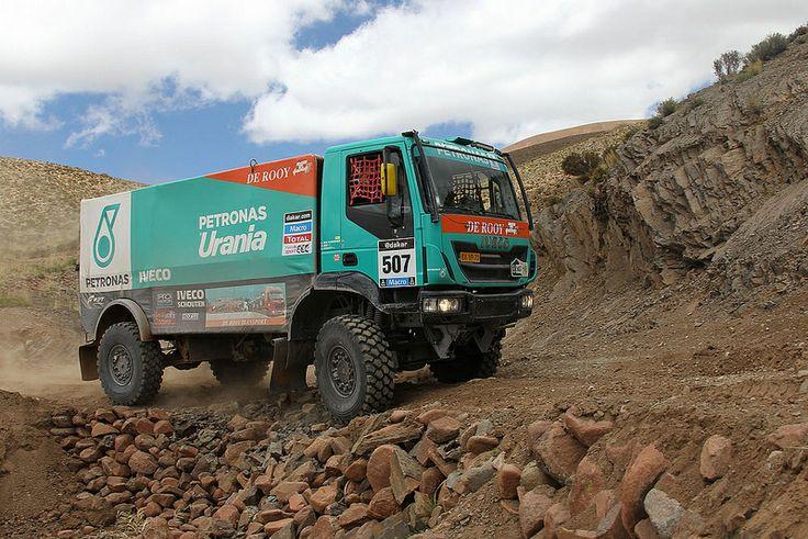 Iveco Truck - DAKAR RALLY 2014