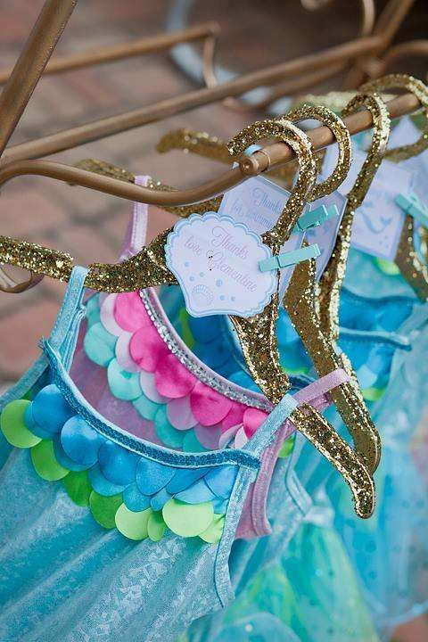 Mermaid Party Birthday Party Ideas | Photo 1 of 85 | Catch My Party