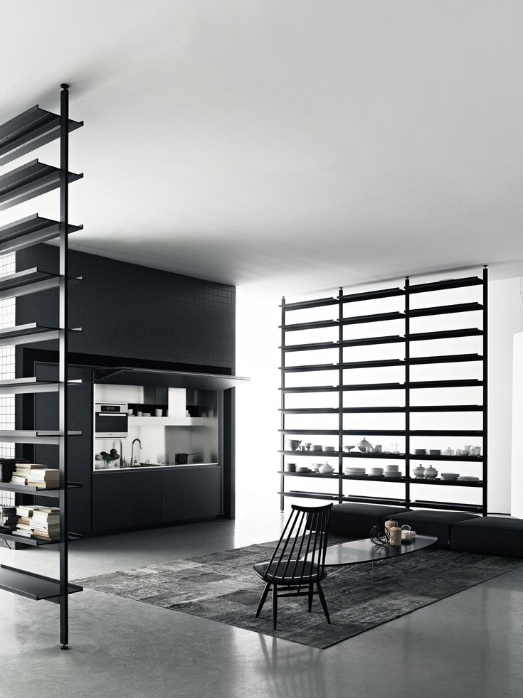 The ON OFF Kitchen Is Now Proposed With A More Flexible Design. The Unique