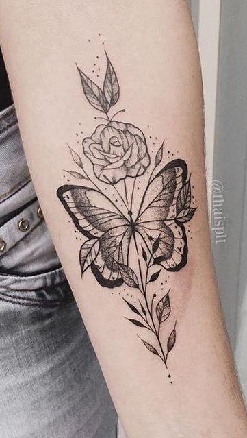 Tatuagens femininas no antebraço → 150 idéias surpreendentes para se inspirar | T …   – Fashion