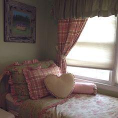 idee romantiche per arredare la camera della vostra bambina.