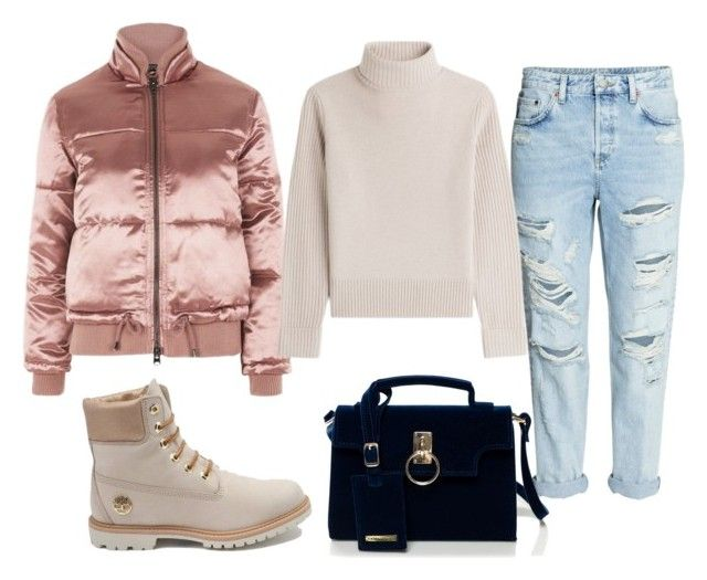 Rose by nicole-perestrelo21 on Polyvore featuring Vanessa Seward, Topshop and Timberland