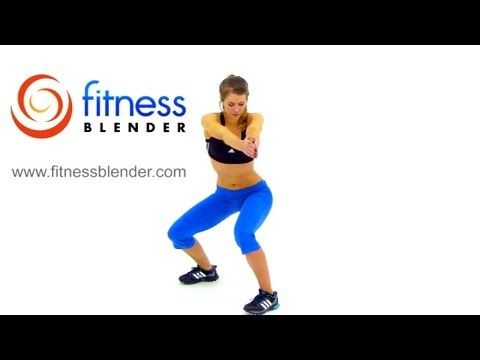 Fitness Blender Standing Ab Workout - Toning Standing Abs Exercises... they have soo many great free videos- you can do them anywhere anytime!!!!